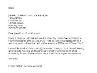 job application letter 11
