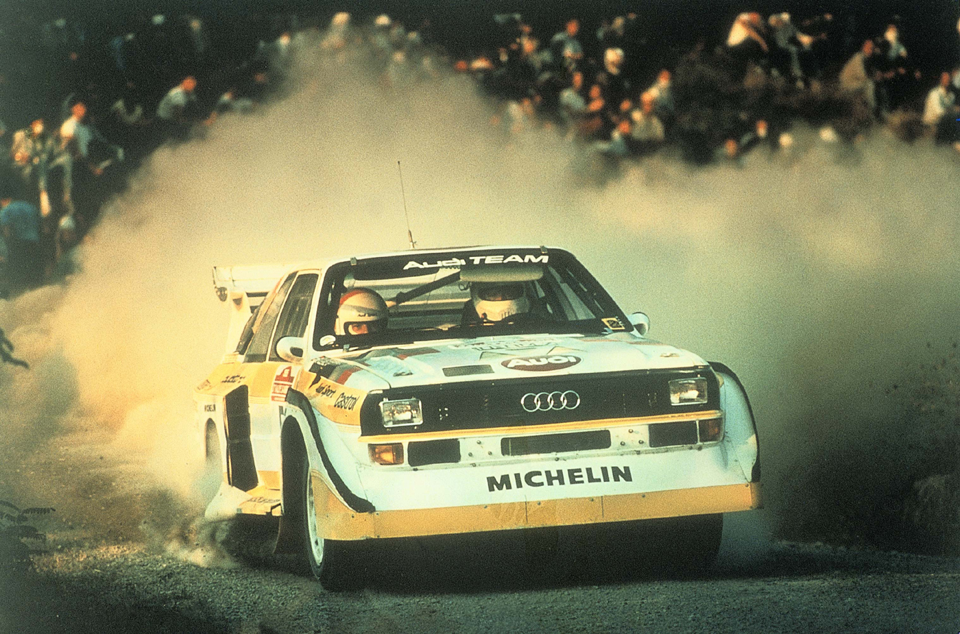audi quattro s1 wrc group b rally supercar youtube autos. Black Bedroom Furniture Sets. Home Design Ideas
