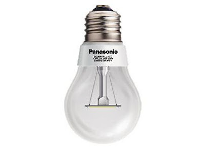 Lámpara LED 20W de Panasonic