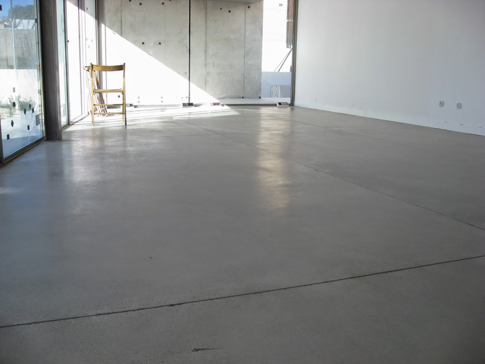 Suelo hormigon pulido elegant suelo cemento pulido with - Cemento para suelo ...