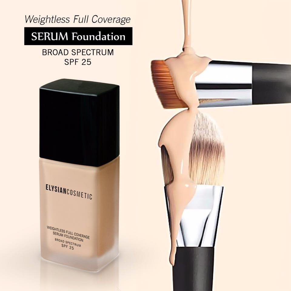 Elysian Serum Foundation