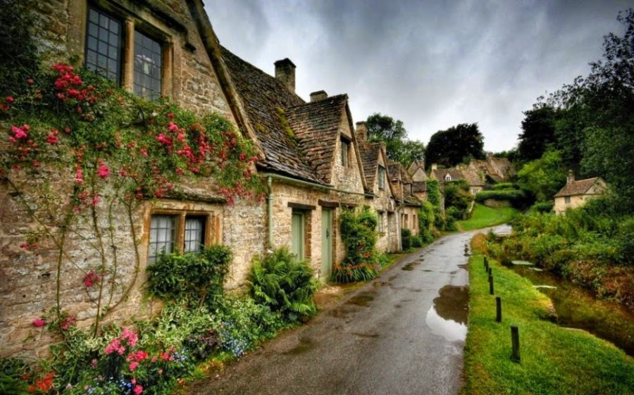 Bibury, United Kingdom