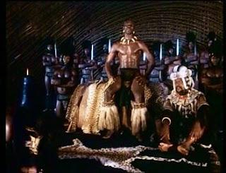 Shaka Zulu Mini Series My Two Cents: MOVIE RE...