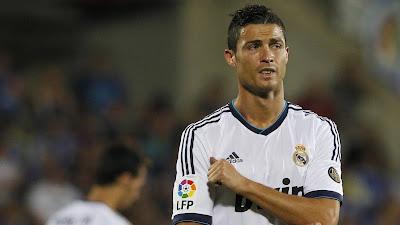 Cristiano Ronaldo is Sad