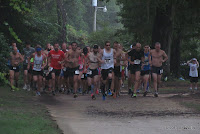 Gulf Winds Track Club's 2013 Summer Trail Series Race #1
