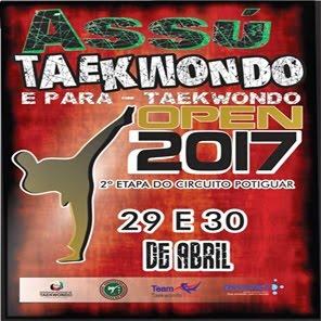 Assú Taekwondo open