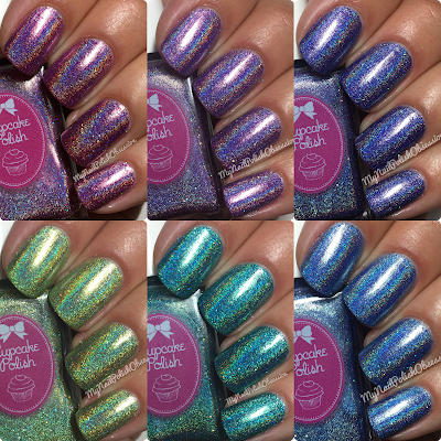 Cupcake Polish Holiday Magic