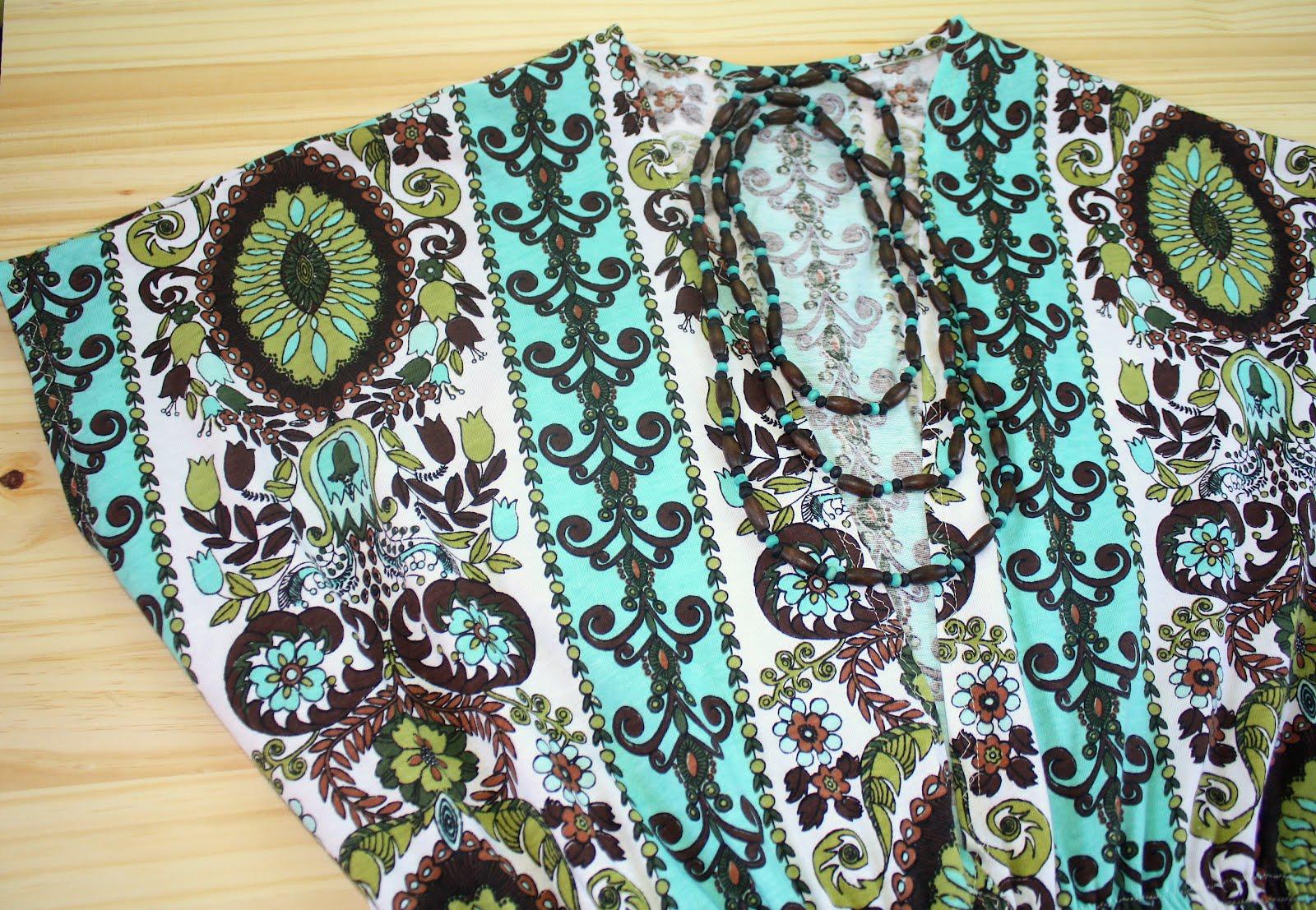 how to make a kimono dress easy