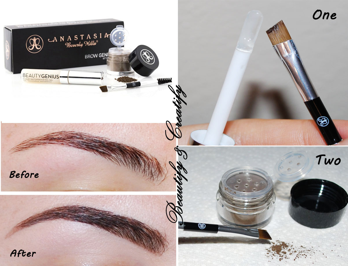 Beautify And Creatify All About Brows And More Featuring Anastasia