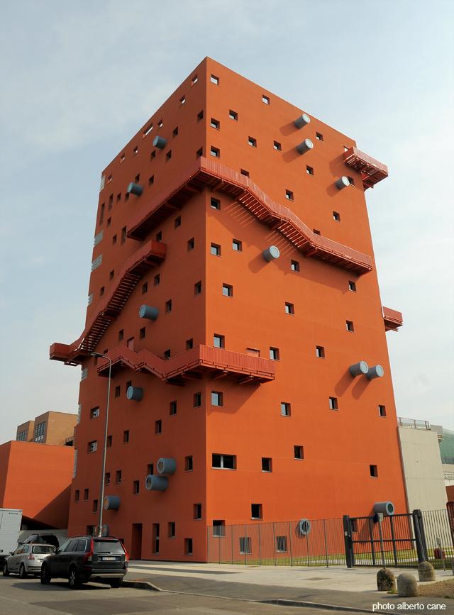 nuovo edificio iulm