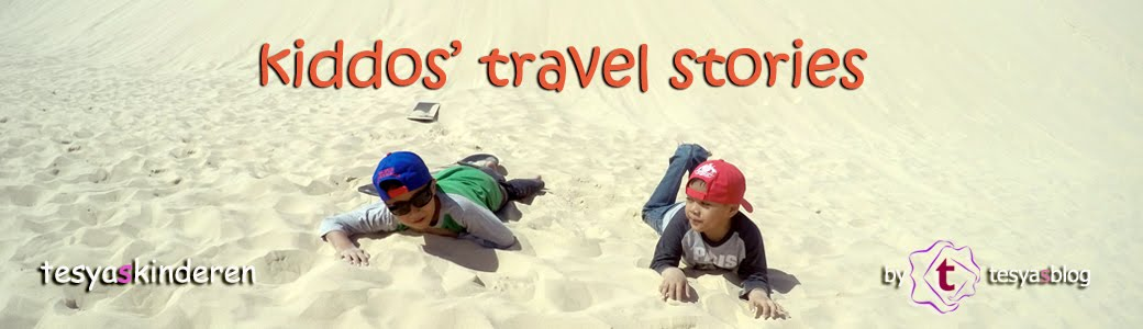 Kiddos' Travel Stories