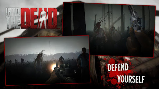 Into The Dead Mod V1.4.1 Apk Unlimited Tokens