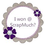 Scrap Much? Winner
