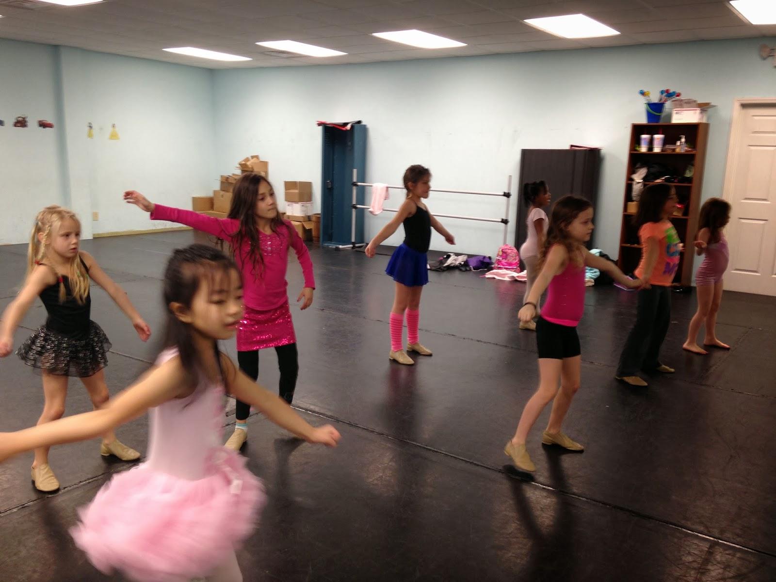 charlotte nc dance schools
