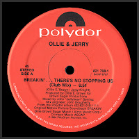 Ollie & Jerry - Breakin'... There's No Stopping Us (US 12'')