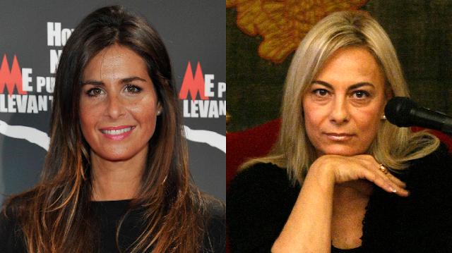 Nuria Roca no tendrá que pagar a Sonia Castedo por llamarla 'choriza'