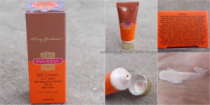 INVEDA BB CREAM