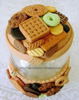 Pote biscuit