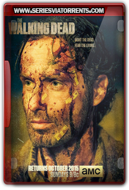 The Walking Dead 6ª Temporada Dublado - Torrent 720p | 1080p (2015)