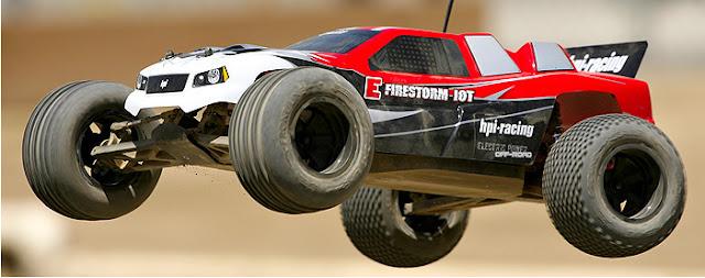 HPI Racing Firestorm 10T Nitro Truck