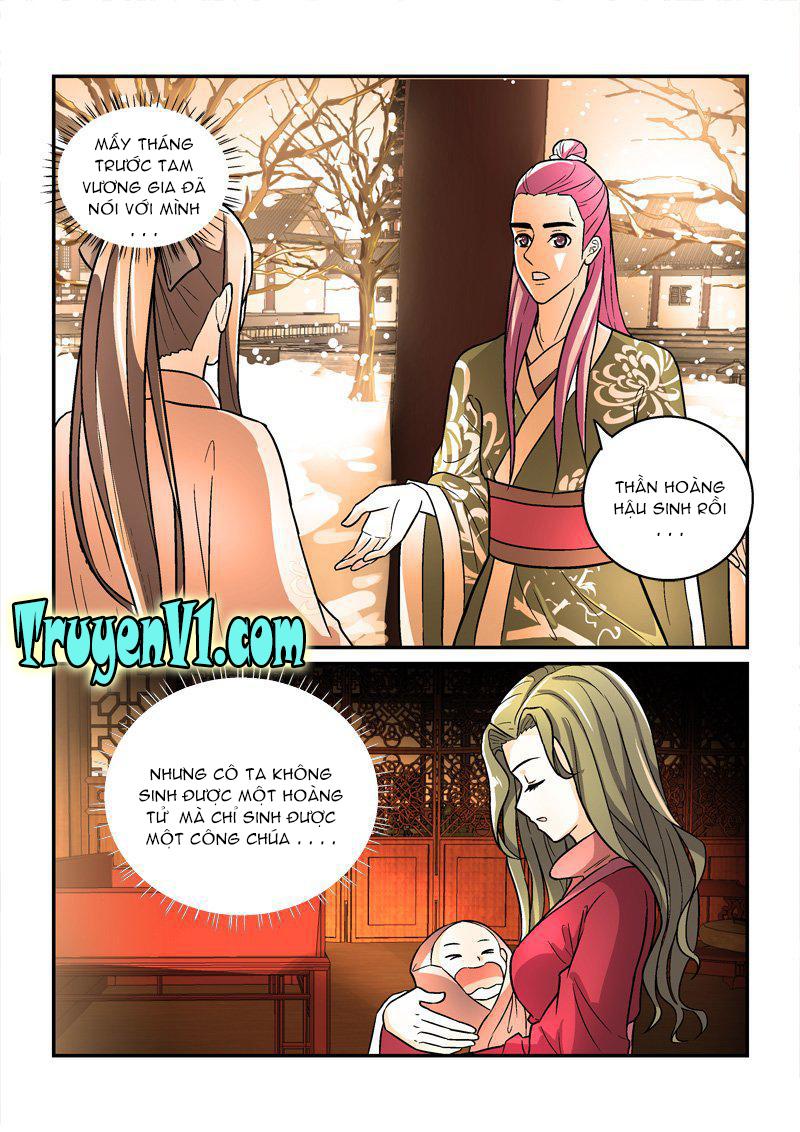 Bắt Cóc Hoàng Đế Về Hiện Đại Chap 30 - Next Chap 31