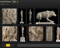 Περιήγηση στο Μουσείο της Ακρόπολης