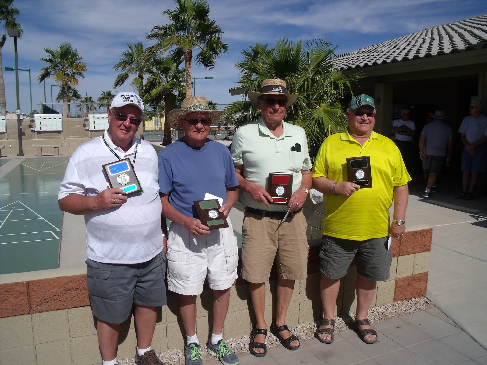 Snowbird Mens Championship  2016