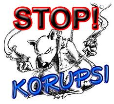 Say NO tobe Corruptor!!! Get the Corruptor into the Jail!!!