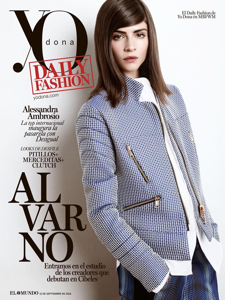 Alba Galocha - YoDona Cover