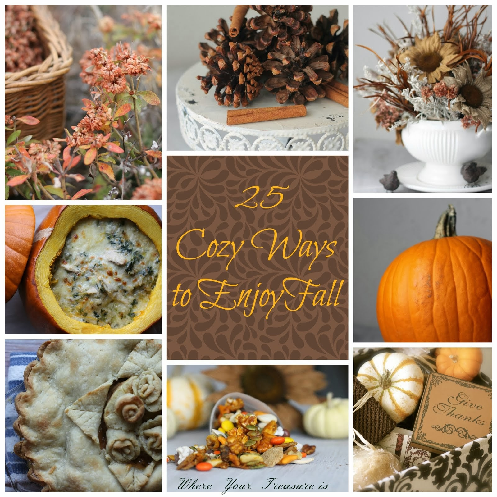25 Cozy Ways to Enjoy Fall