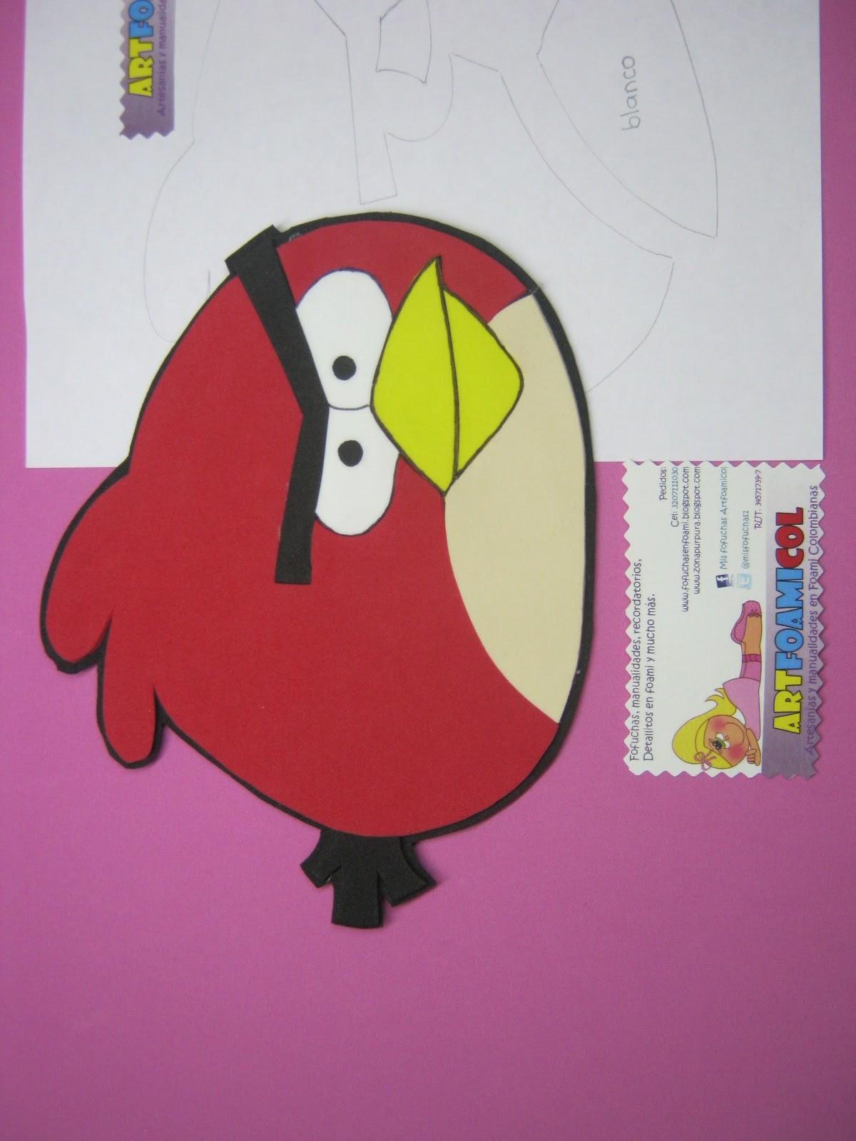 Molde's De Los Angry Birds