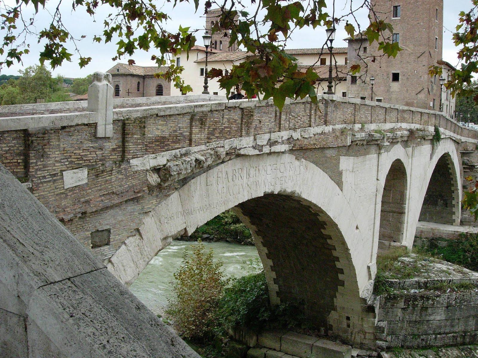 Siglo en la brisa: Impresiones de Roma
