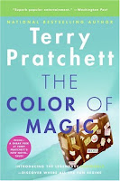 cover of 'The Color of Magic'