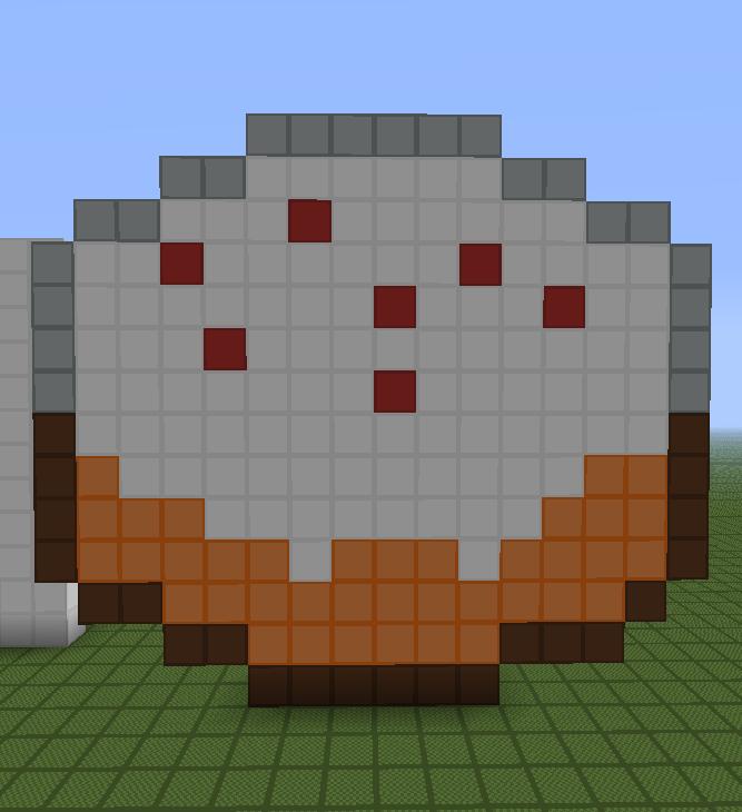 Minecraft Pixel Art Golden Apple By Theundeadshark Apps Directories