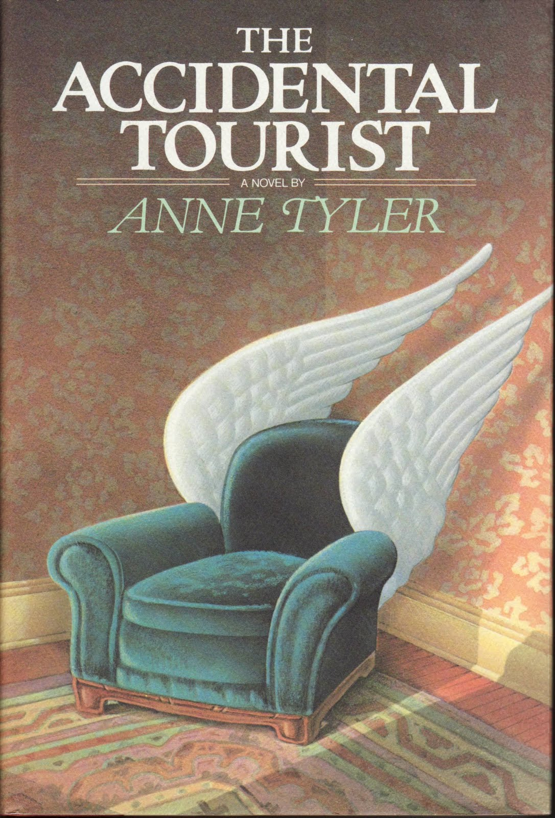 """the theme of family and individualism in anne tylers novels the accidental tourist and searching for Accidental tourist and the themes—as in her novels—were family relationships to anne tyler, """"a serious book is one that removes me to another life as."""