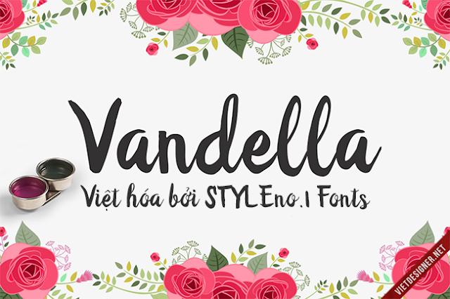 [Hand-write] Vandella Việt hóa