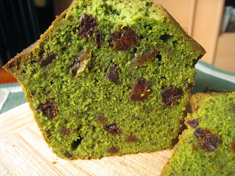 kazuo matcha pound cake mit trockenfr chten cranberries. Black Bedroom Furniture Sets. Home Design Ideas