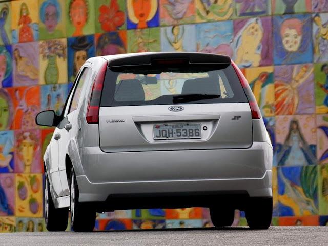 Ford Fiesta 2003 Supercharger - usado, semi-novo