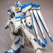 RX-93 HI NU Gundam Papercraft Model
