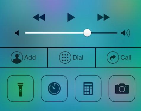 Addial for iOS 7