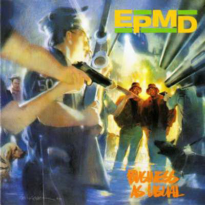 EPMD - Business As Usual (2000-Reissue) (1990) Flac