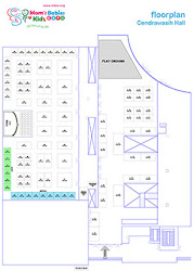 Floor Plan MBKS EXPO