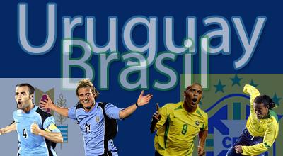 COPA CONFEDERACIONES 2013 BRASIL vs. URUGUAY
