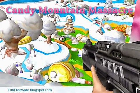 Candy Mountain Massacre Online FPS
