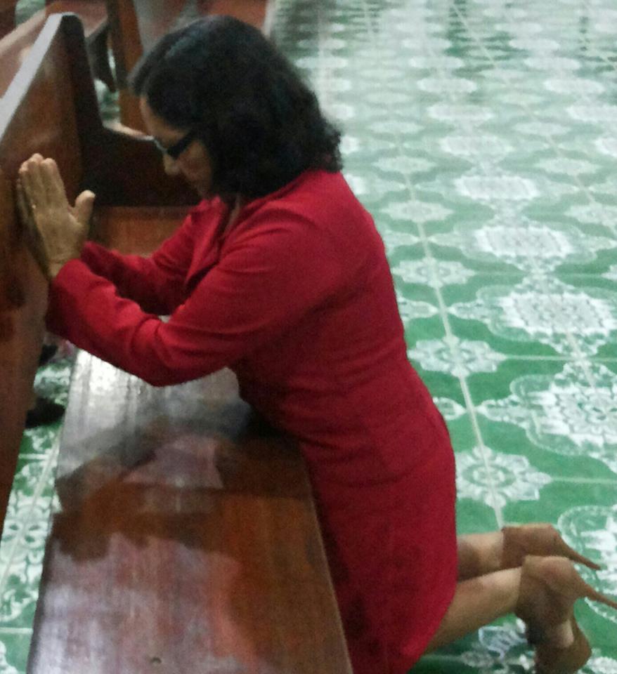 A oração é a nossa linha direto com o céu, é através da oração que se desenvolve uma intimidade com