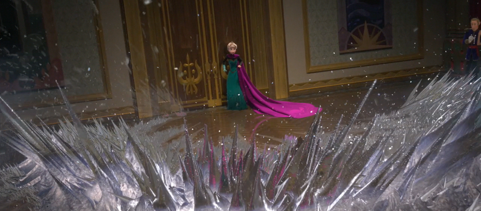 What If Frozen Was A Horror Movie?