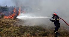60 πυροσβέστες και 6 οχήματα στέλνει η Κύπρος στην Ελλάδα