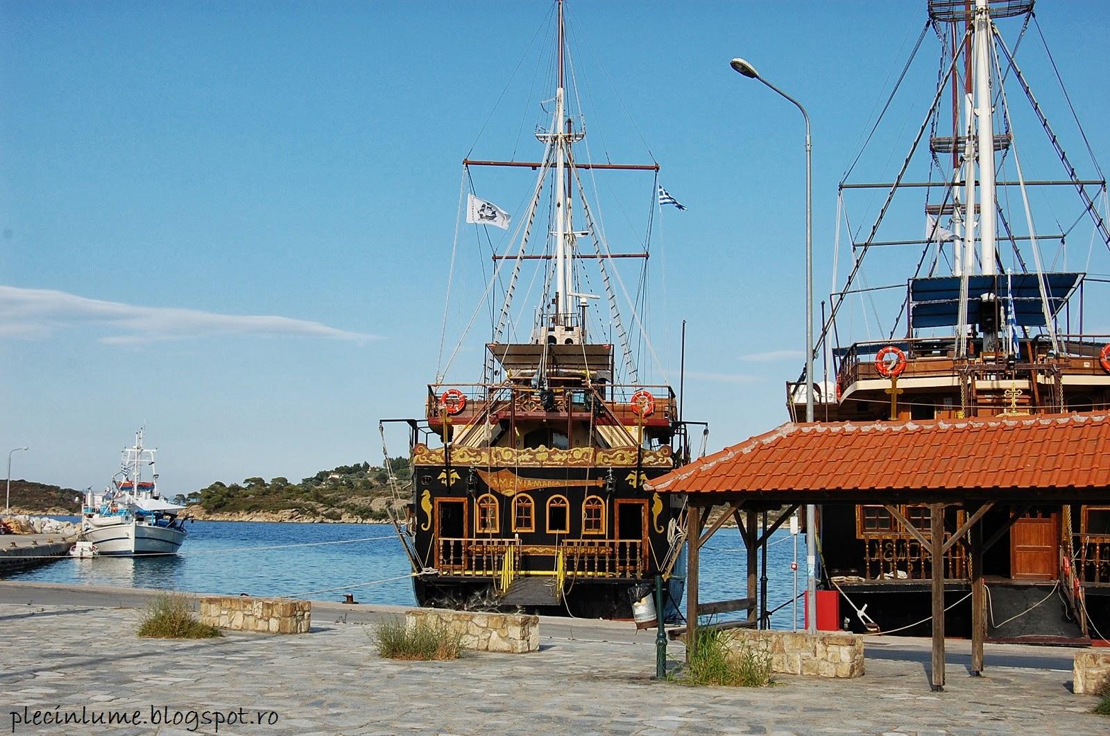 Portul Ormos Panagias