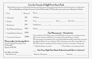 Friends HPSP Membership Form
