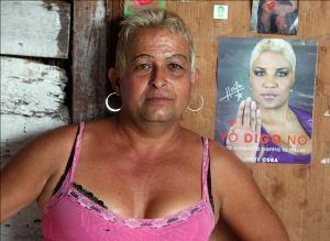Adela Hernandez (Foto: Reprodução/site laht.com)